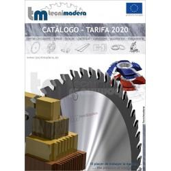 Catálogo-Tarifa Tecnimadera 2020