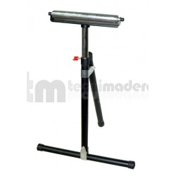 Soporte plegable de rodillo de 350 mm. SR-350