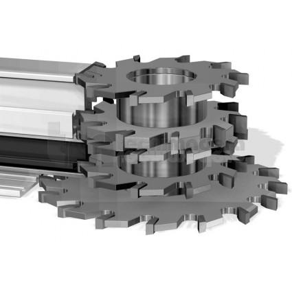 120 - retestado perfiles aluminio